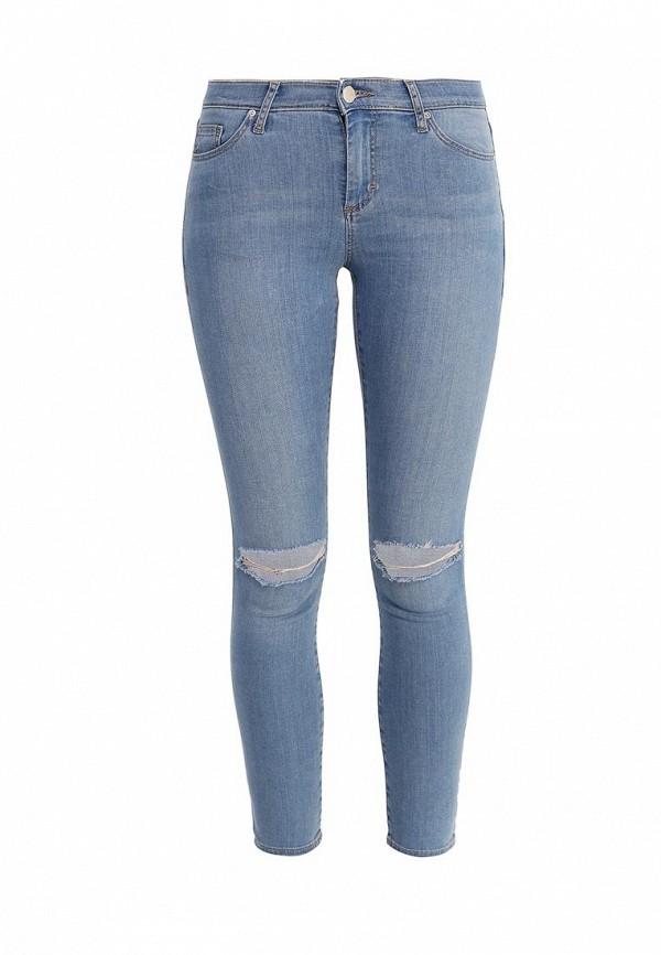 Зауженные джинсы Topshop 26I30JGRY
