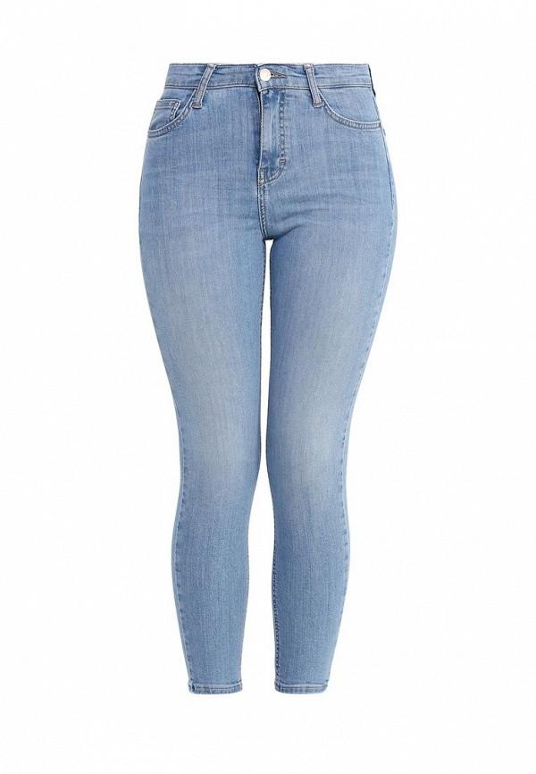 Зауженные джинсы Topshop (Топ Шоп) 02Y07JBLC