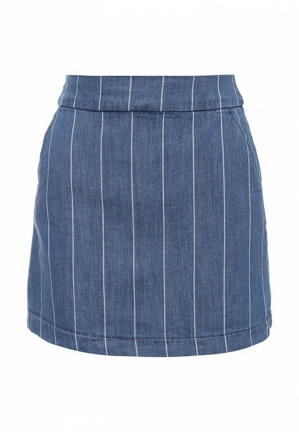 Прямая юбка Topshop 05R23JNAV