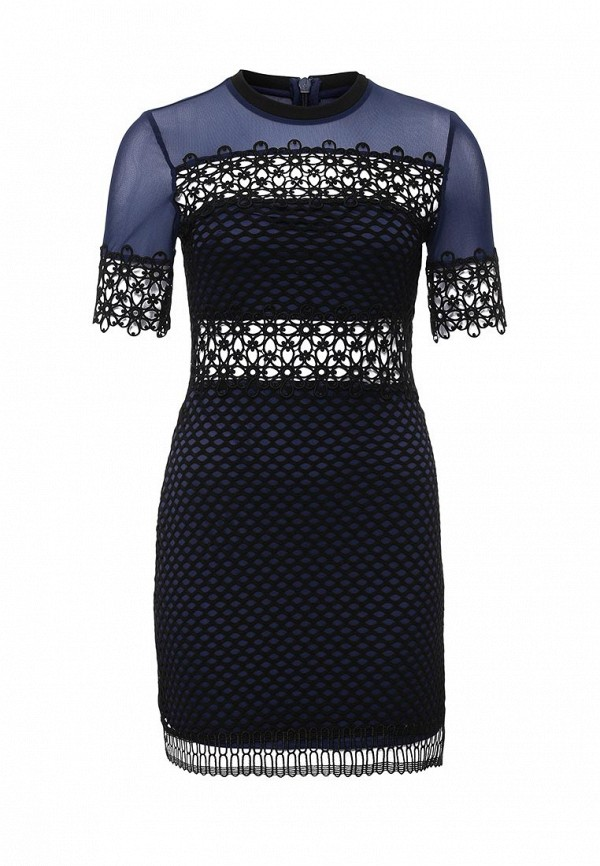 Платье-мини Topshop (Топ Шоп) 35J06JNAV