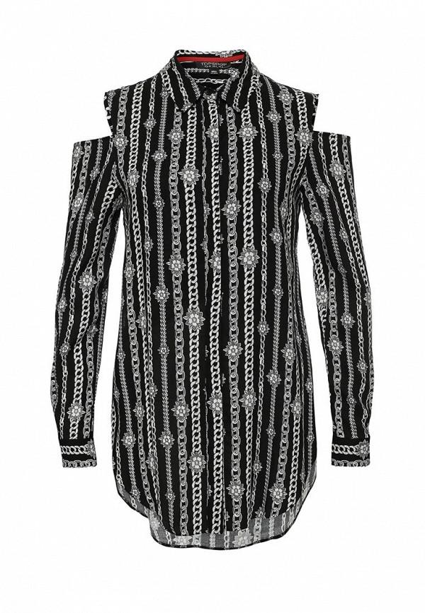 Блуза Topshop 13I24JBLK