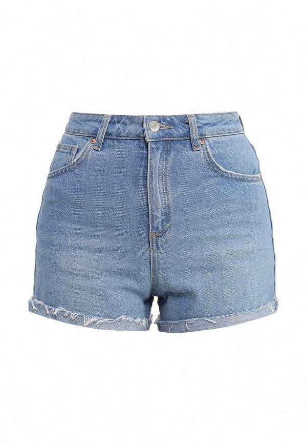 Женские джинсовые шорты Topshop (Топ Шоп) 05A65JBLC