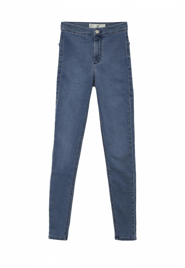 Зауженные джинсы Topshop 02J02JSUL