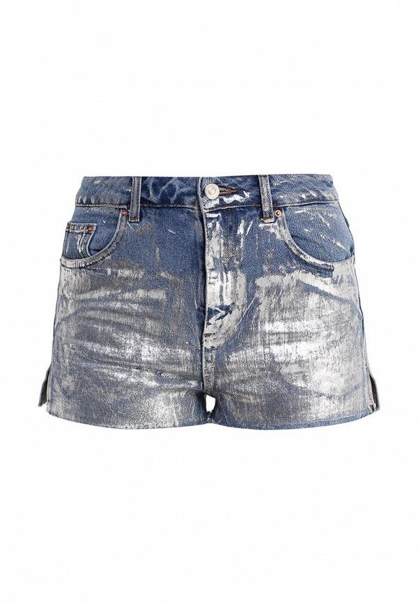 Женские джинсовые шорты Topshop (Топ Шоп) 05A55JBLC