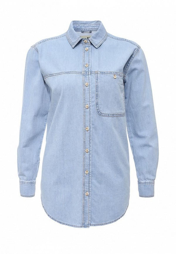Рубашка Topshop (Топ Шоп) 05H39JBLC