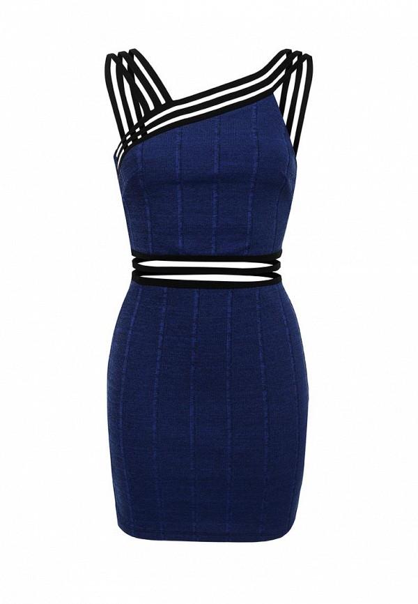 Платье-мини Topshop 35B37JEBL