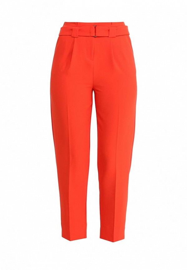 Женские широкие и расклешенные брюки Topshop 36D02JRED