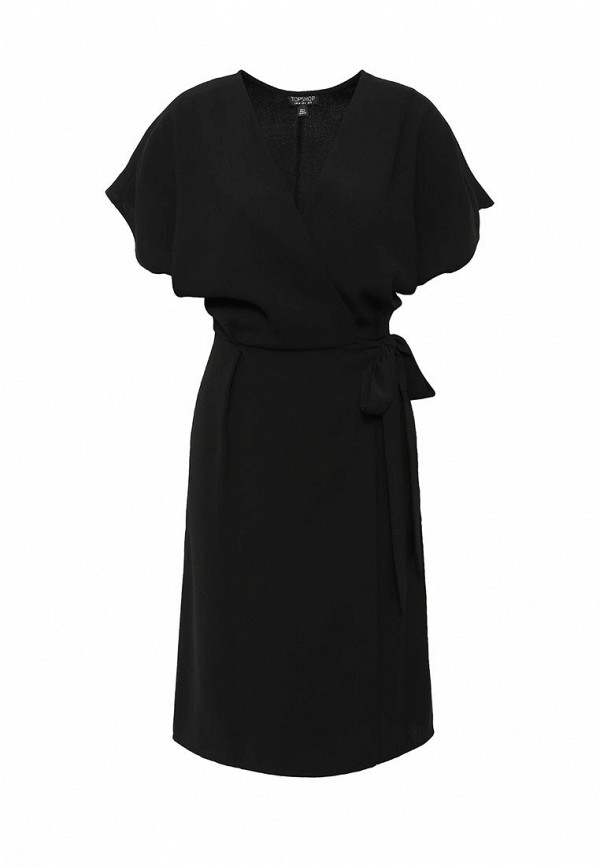 Платье-миди Topshop (Топ Шоп) 10C17JBLK