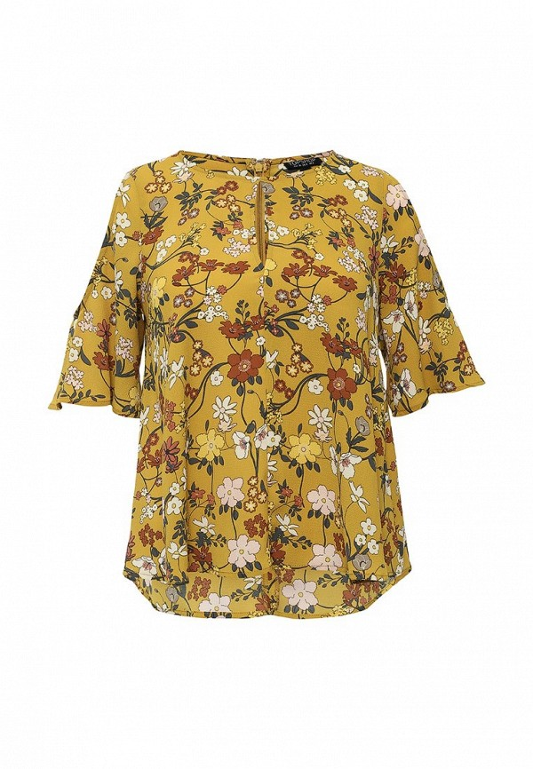 Блуза Topshop Topshop TO029EWIUY27 блуза topshop topshop to029ewnkc11