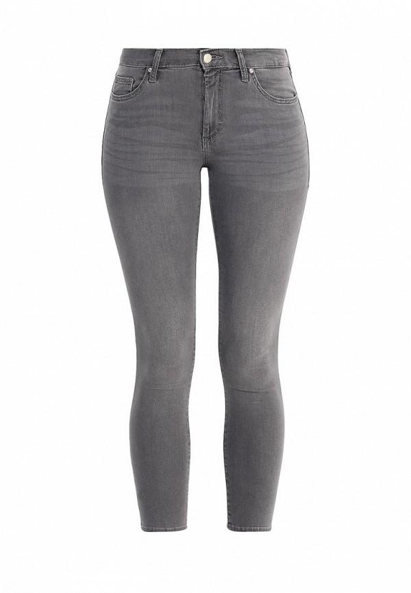 Зауженные джинсы Topshop 02L04JGRY
