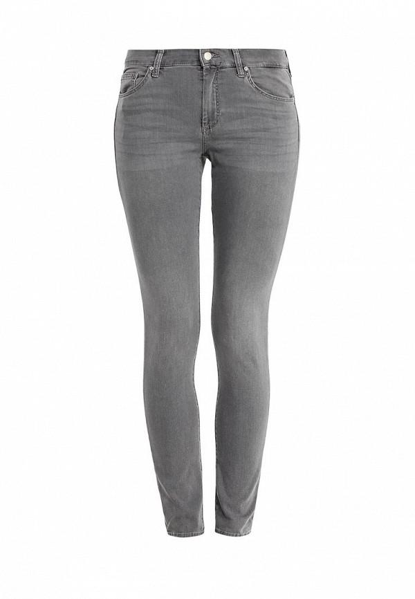 Зауженные джинсы Topshop (Топ Шоп) 02L06JGRY