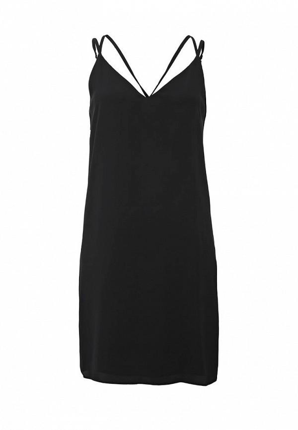 Платье-мини Topshop (Топ Шоп) 10X21JBLK