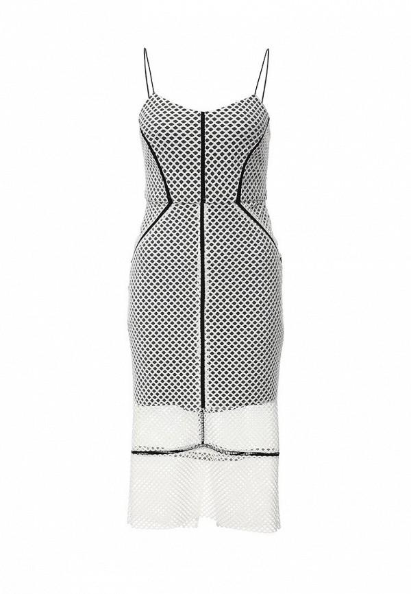 Платье-макси Topshop (Топ Шоп) 35B31JWHT