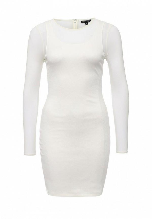 Платье-мини Topshop (Топ Шоп) 35B35JWHT