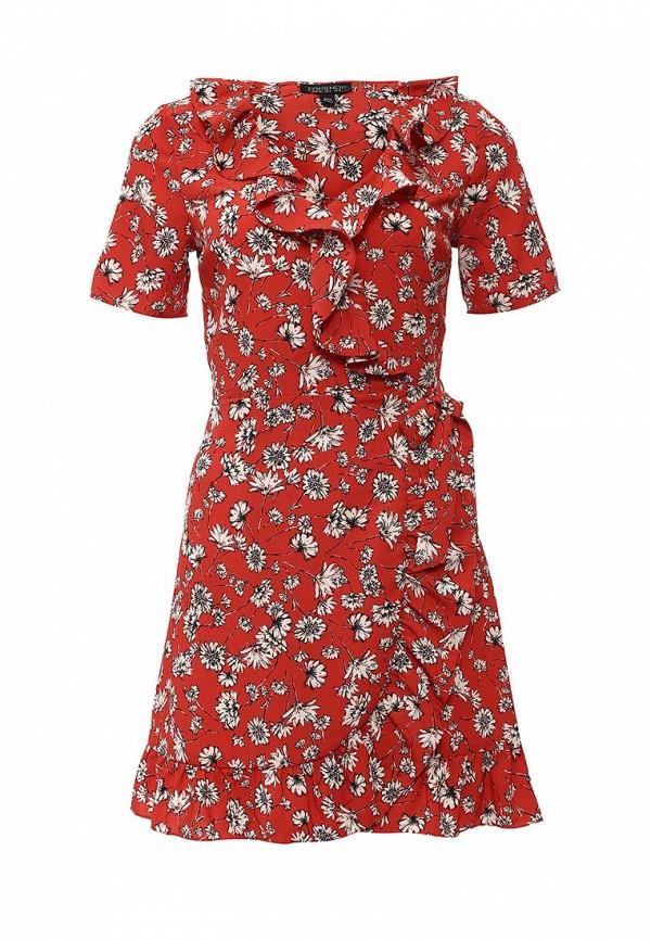 Платье-миди Topshop (Топ Шоп) 10L51JRED