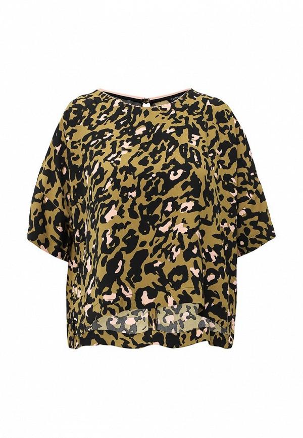 Блуза Topshop Topshop TO029EWJDH07 блуза topshop topshop to029ewnkc11