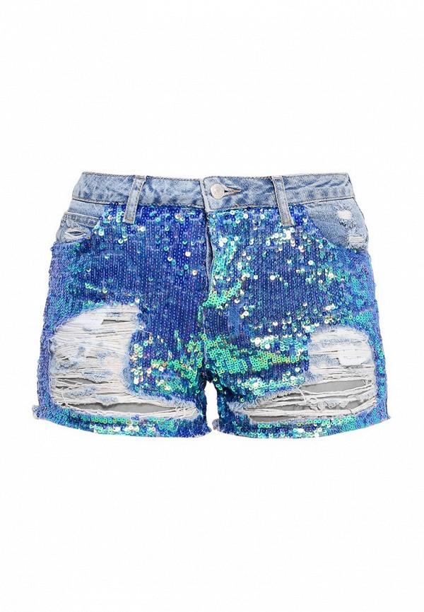 Женские джинсовые шорты Topshop (Топ Шоп) 05A98JBLC