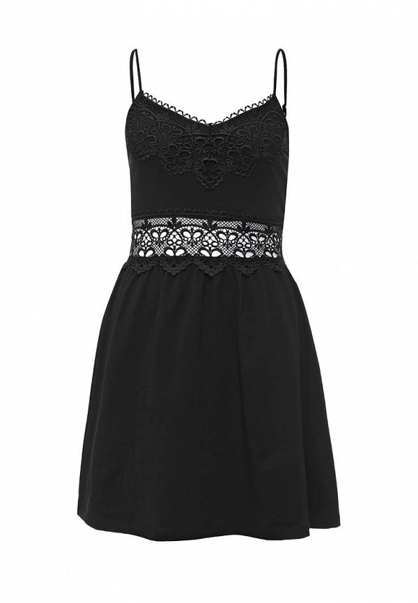 Платье-мини Topshop (Топ Шоп) 10D81JBLK