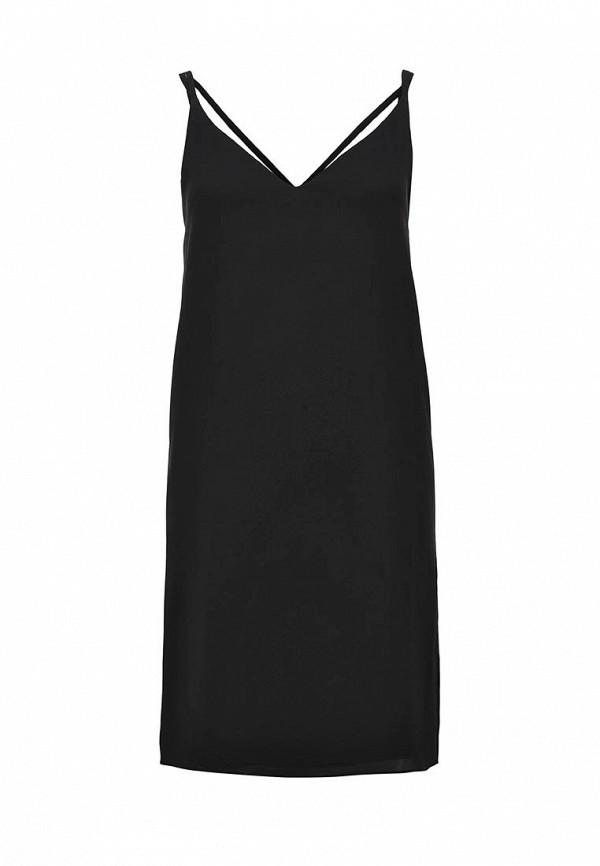 Платье-мини Topshop (Топ Шоп) 10X01KBLK