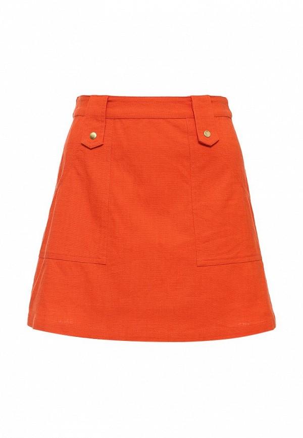 Прямая юбка Topshop (Топ Шоп) 27E04JOGE