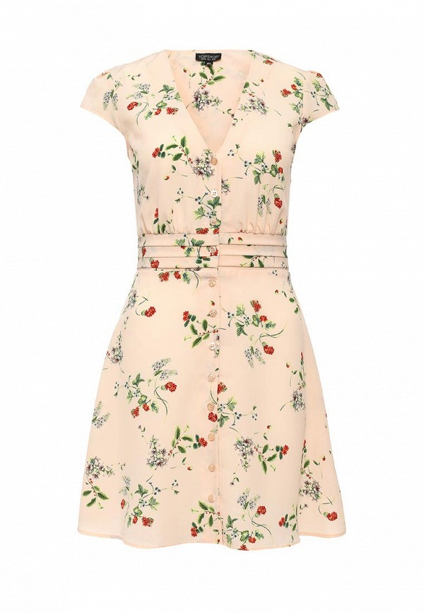 Платье-миди Topshop (Топ Шоп) 10S13KBLS