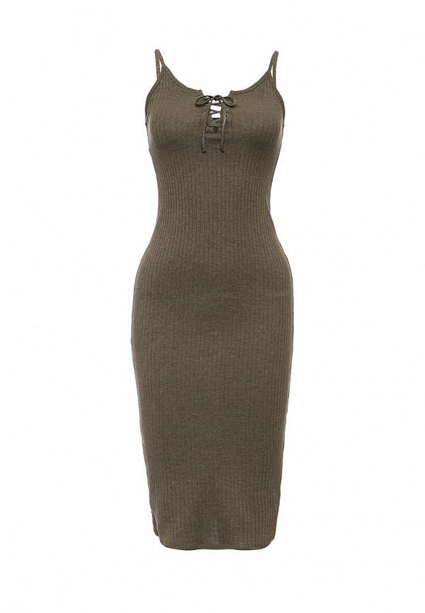 Платье-миди Topshop (Топ Шоп) 10J25KOLV