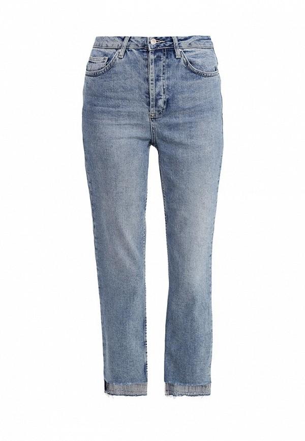 Прямые джинсы Topshop 02G28JBLC