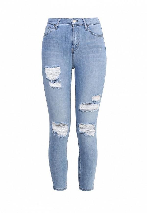 Зауженные джинсы Topshop (Топ Шоп) 02Y70JBLC