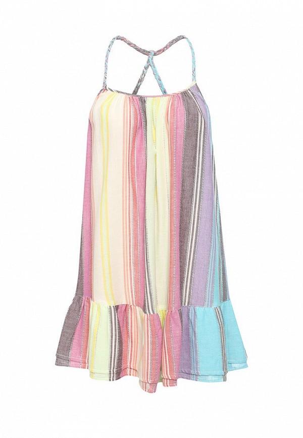 Платье-мини Topshop 03C07JMUL