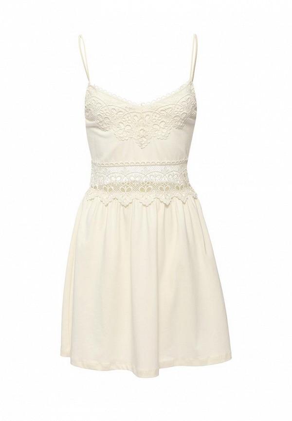 Вязаное платье Topshop 10D22KCRM