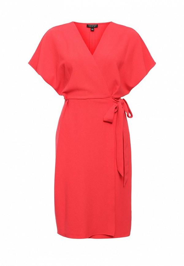 Платье-миди Topshop 10N06KBRC