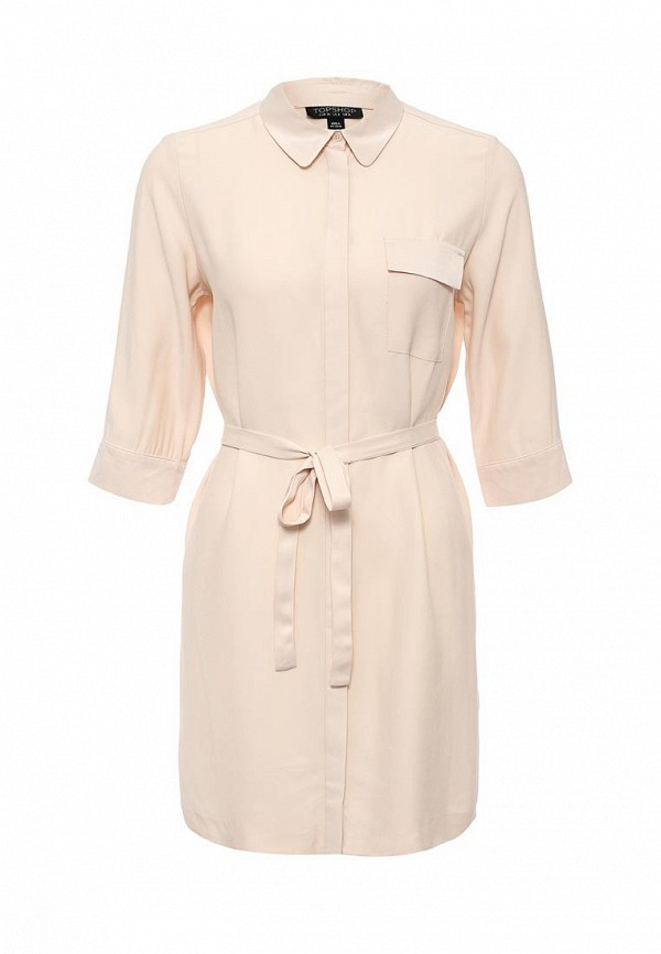Платье-мини Topshop 10L37JCHM