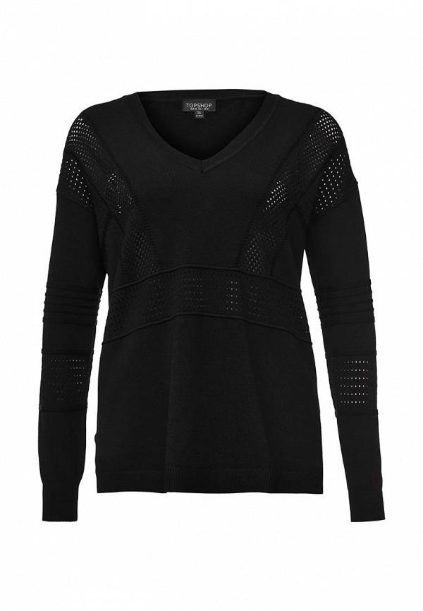 Пуловер Topshop 23L03KBLK