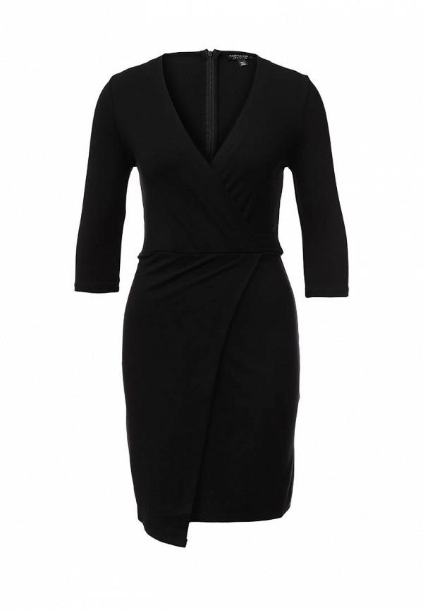 Платье-мини Topshop (Топ Шоп) 10F41KBLK