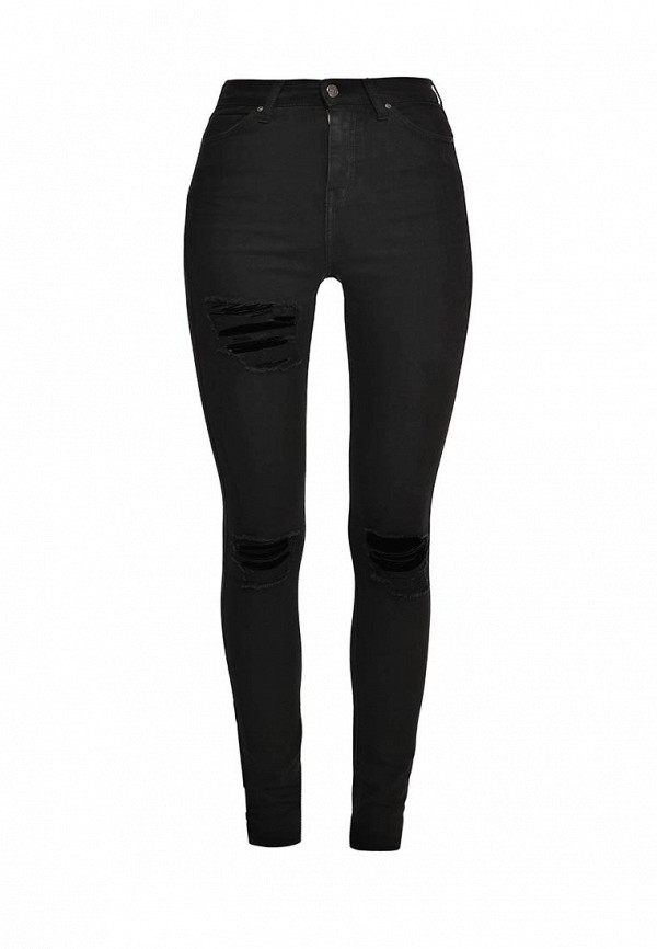 Зауженные джинсы Topshop (Топ Шоп) 30A34KBLK