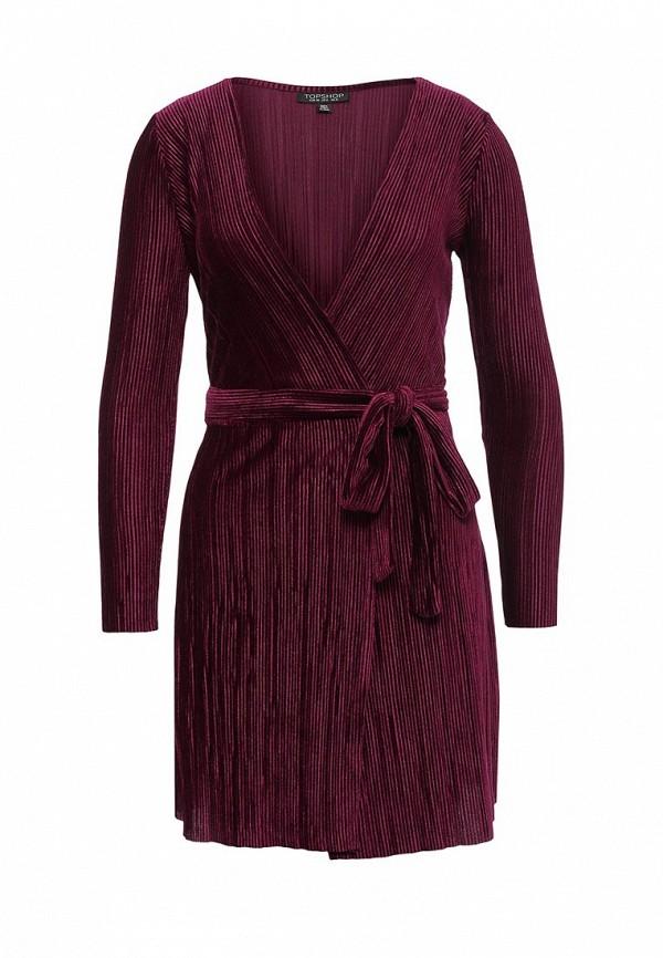 Платье-мини Topshop (Топ Шоп) 10F26KWNE