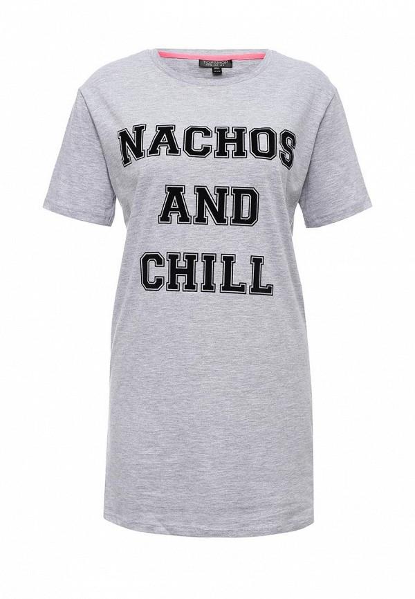 Домашняя футболка Topshop (Топ Шоп) 01T03KGRY