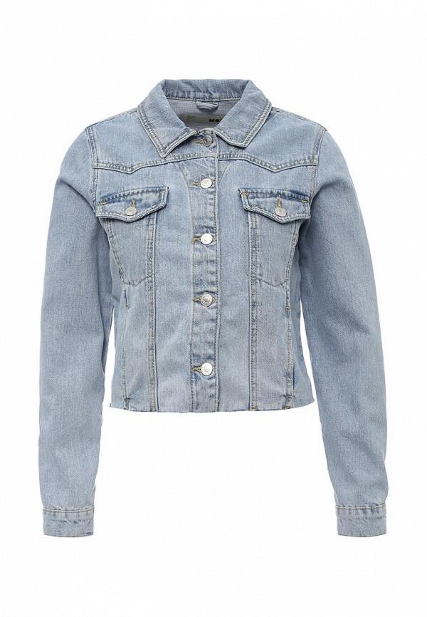 Джинсовая куртка Topshop (Топ Шоп) 05J14KBLC