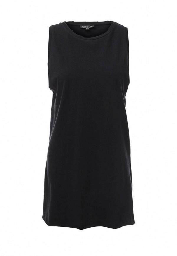 Вязаное платье Topshop 09T11KBLK