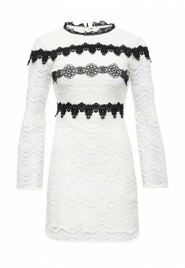 Платье-мини Topshop (Топ Шоп) 10G11IWHT
