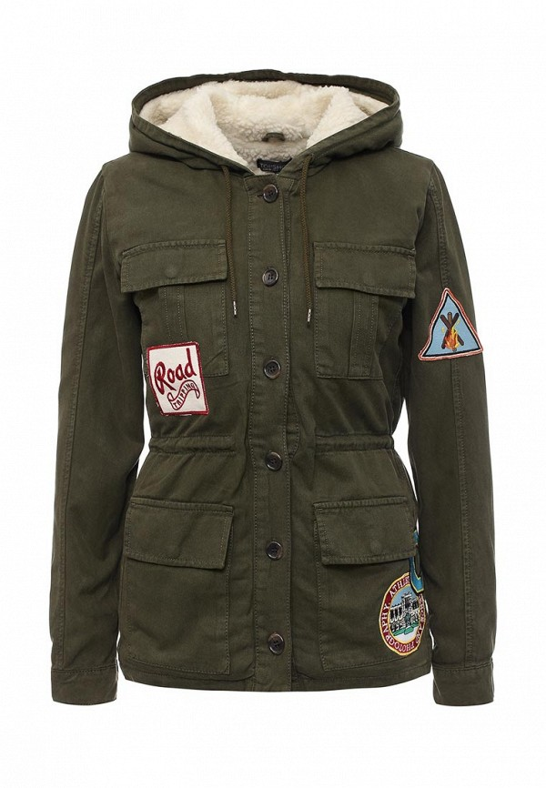 Утепленная куртка Topshop (Топ Шоп) 11R19JKHA