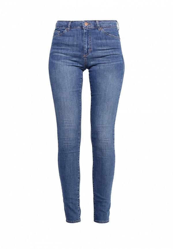 Зауженные джинсы Topshop (Топ Шоп) 02L06KMDT