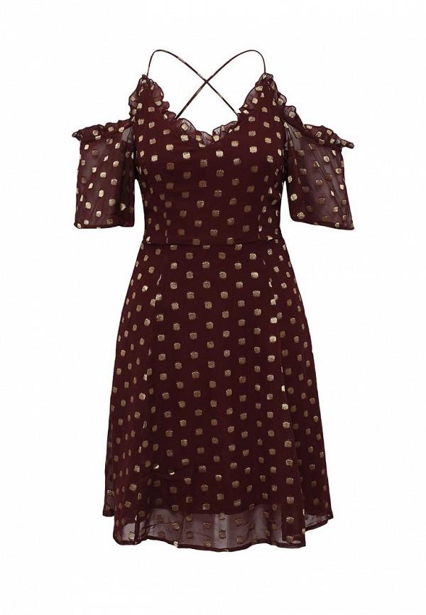 Платье-миди Topshop (Топ Шоп) 35W05KBER