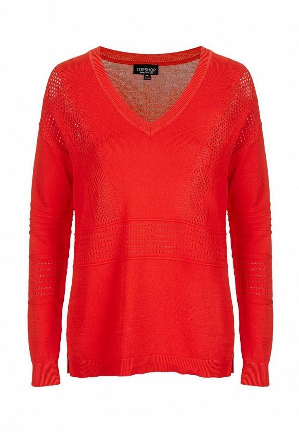 Пуловер Topshop (Топ Шоп) 23L03KRED