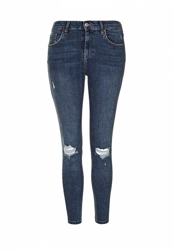 Зауженные джинсы Topshop (Топ Шоп) 26A72KMDT