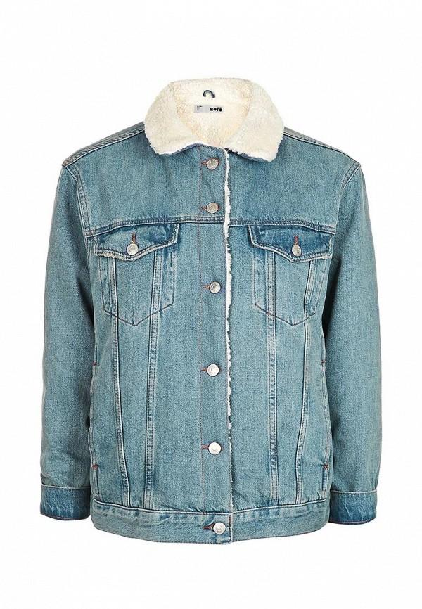 Джинсовая куртка Topshop (Топ Шоп) 05O02KMDT