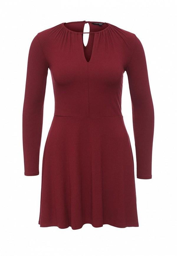 Платье-мини Topshop (Топ Шоп) 10F55KBER