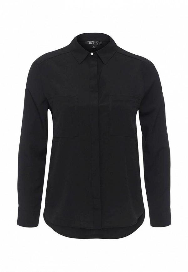 Блуза Topshop 13Z31KBLK