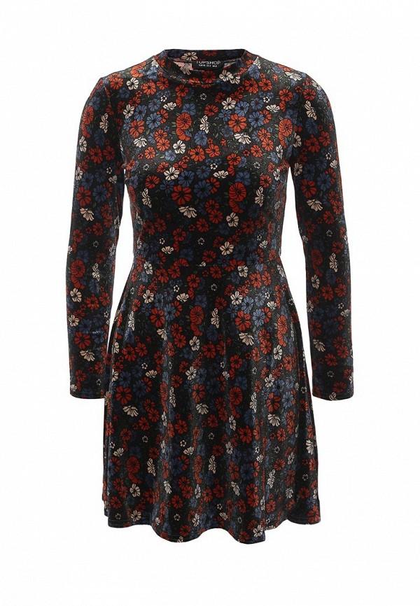 Платье-мини Topshop (Топ Шоп) 10D42KMUL