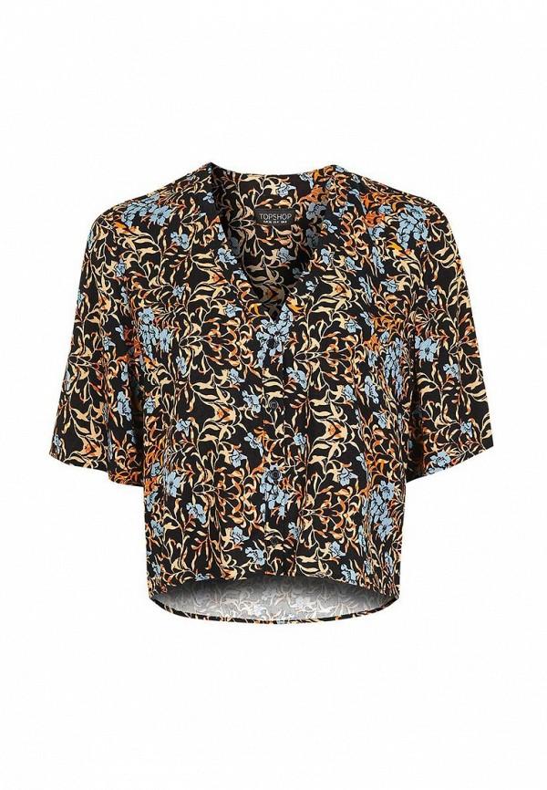 Фото - женскую блузку Topshop разноцветного цвета